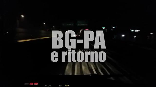 BG-PA e ritorno