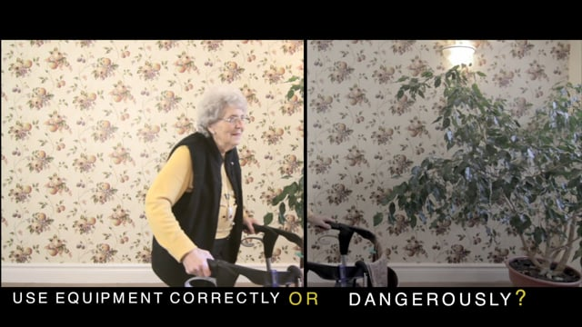 Falls Are Preventable. It's in the Choices You Make