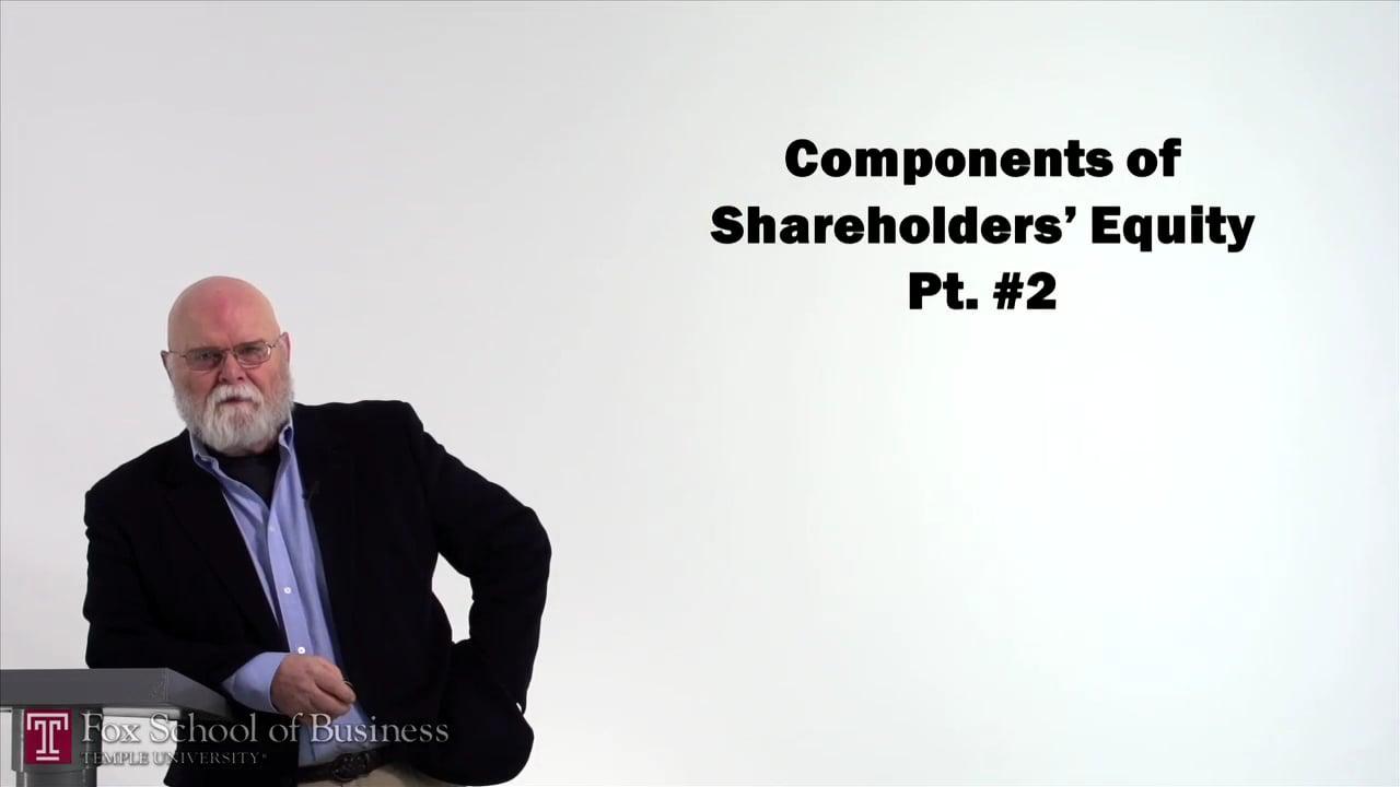 57136Components of Shareholders Equity II