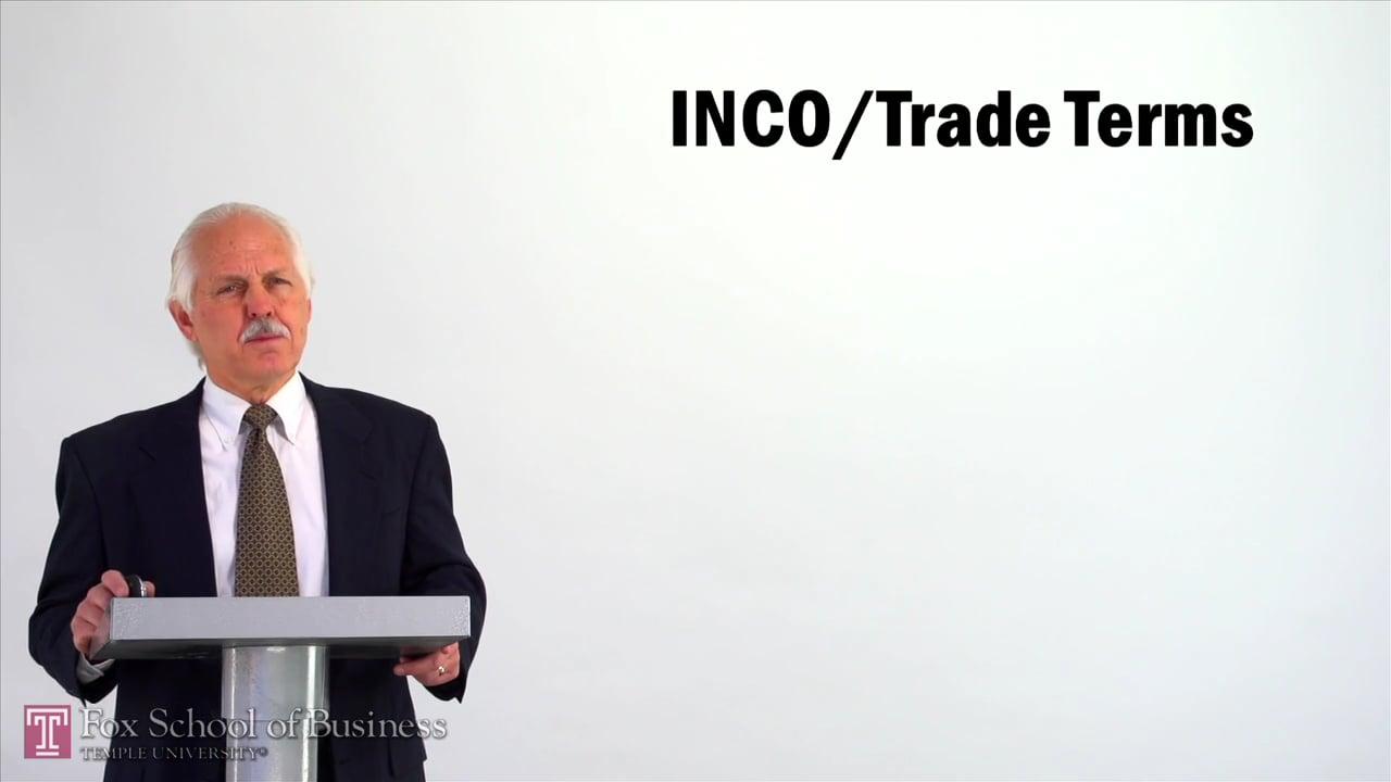 57059INCO/Trade Terms