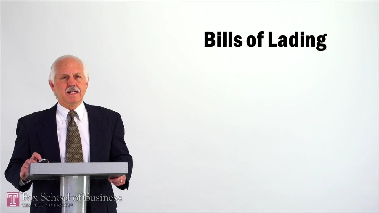 57054Bills of Lading