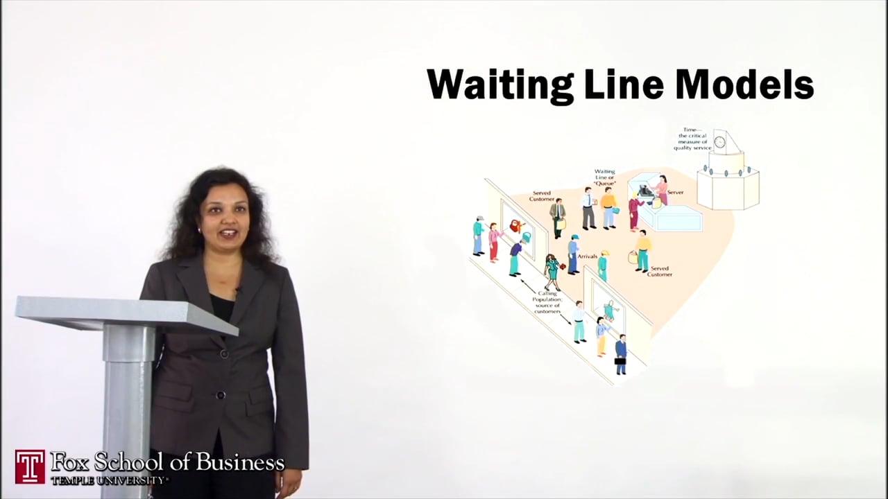 56904Waiting Line Models