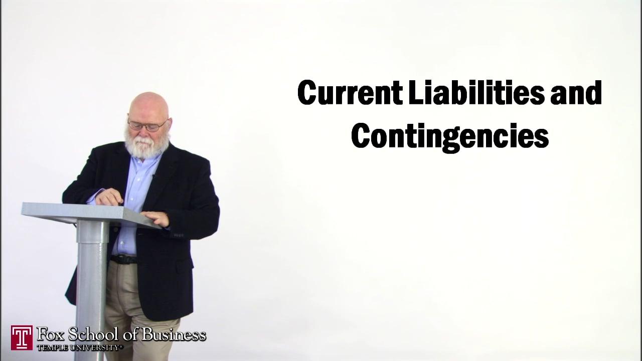 56886Current Liabilities and Contigencies II