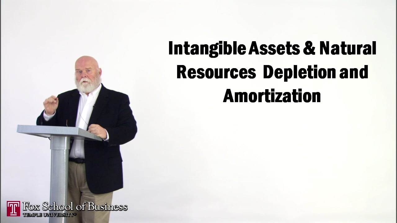 56884Intangible Assets & Natural Resources Depletion and Amortization