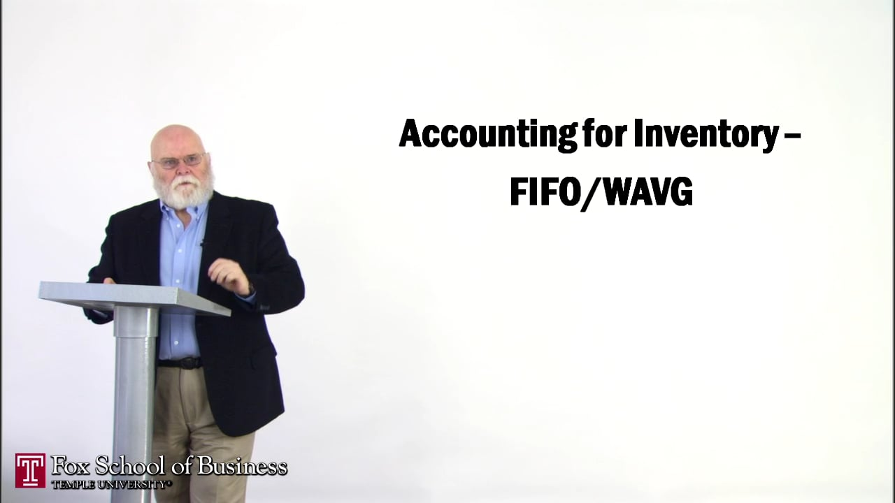 56876Accounting for Inventory II