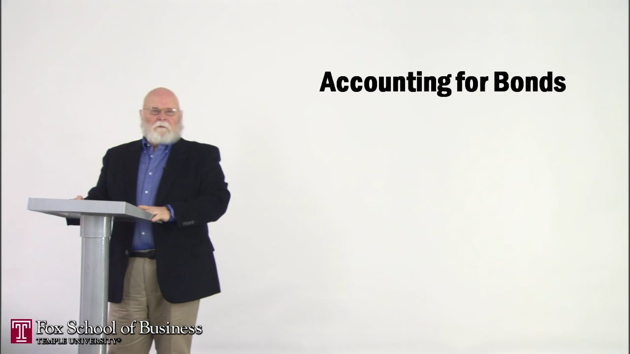 56870Accounting for Bonds I