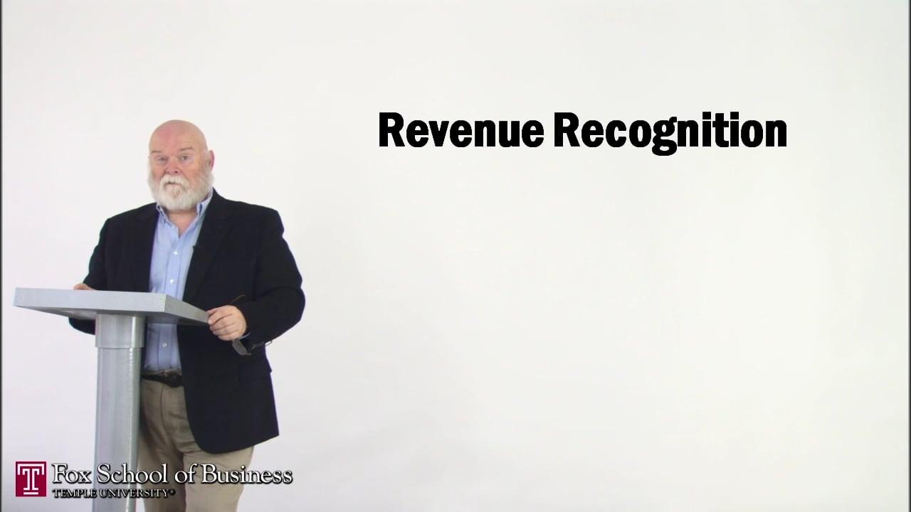 56865Revenue Recognition I