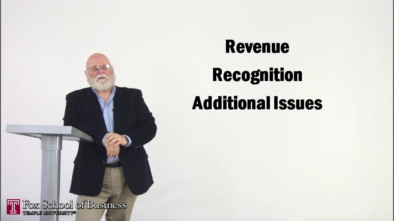 56866Revenue Recognition II