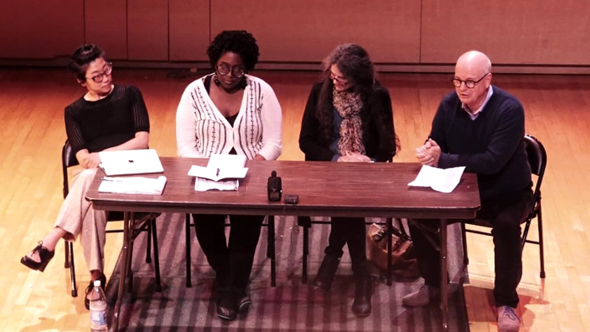 Performing Skin: Concluding Panel