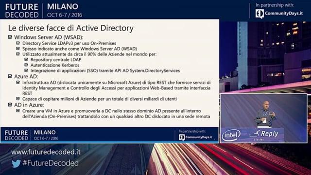 ITP06 - Microsoft Azure Security per ITPro