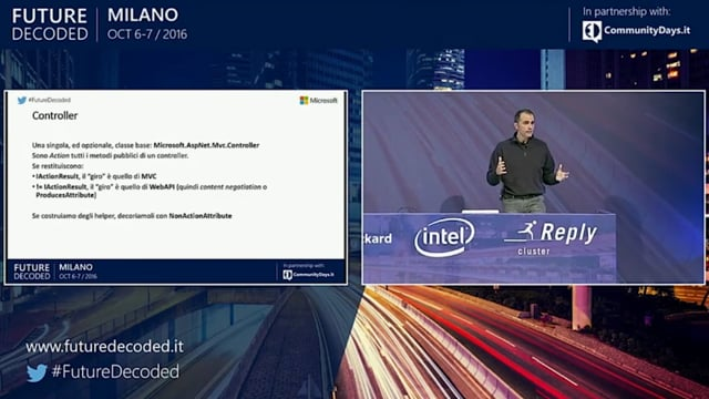 NET05 - ASP.NET MVC Core 1