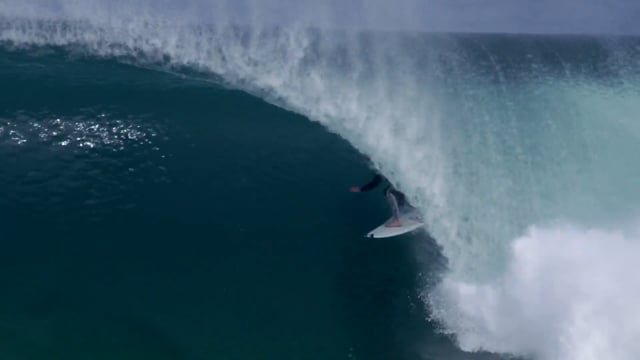 """Check Taj Burrow's """"Valhalla"""" This surf video proves that Taj still has the grooves even in """"retirement"""""""