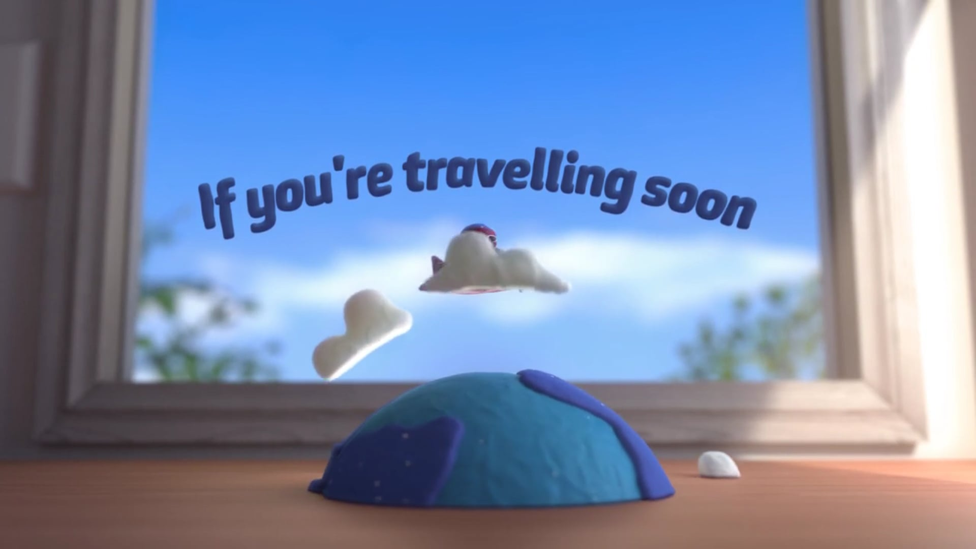 Travel Social Content
