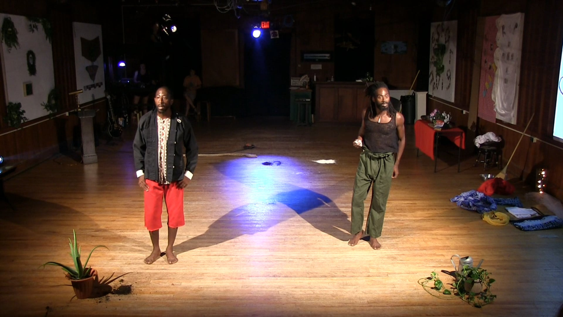 Brother[hood] Dance Afro/Solo/Man Promo