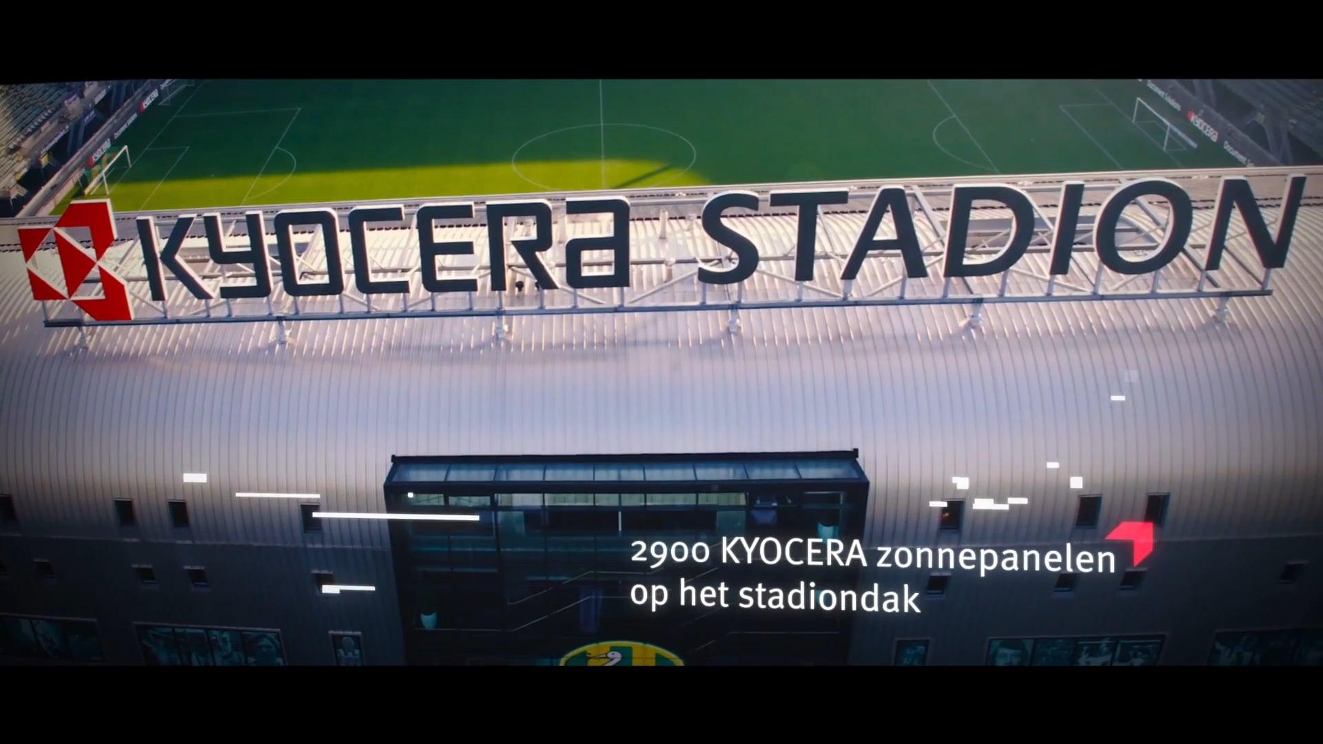 Kyocera | Zonnepanelen Kyocera stadion (ADO Den Haag)