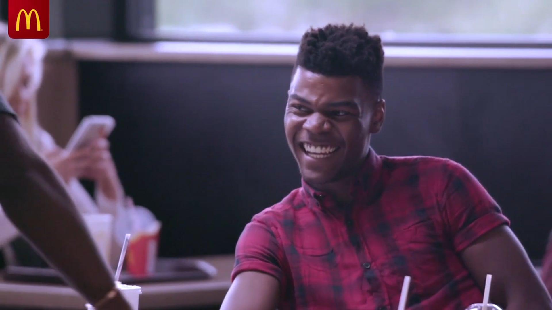 McDonalds Commercial 'GOOD TIMES' Tinie Tempah