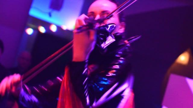 Katja Sunrise -  Willkommen im Geigenhimmel video preview