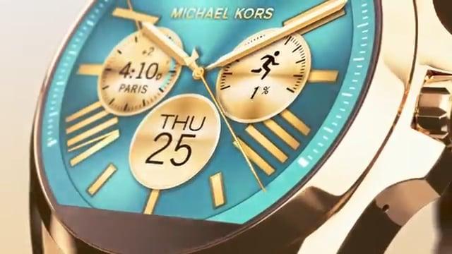 Michael Kors Access  Womens.mp4