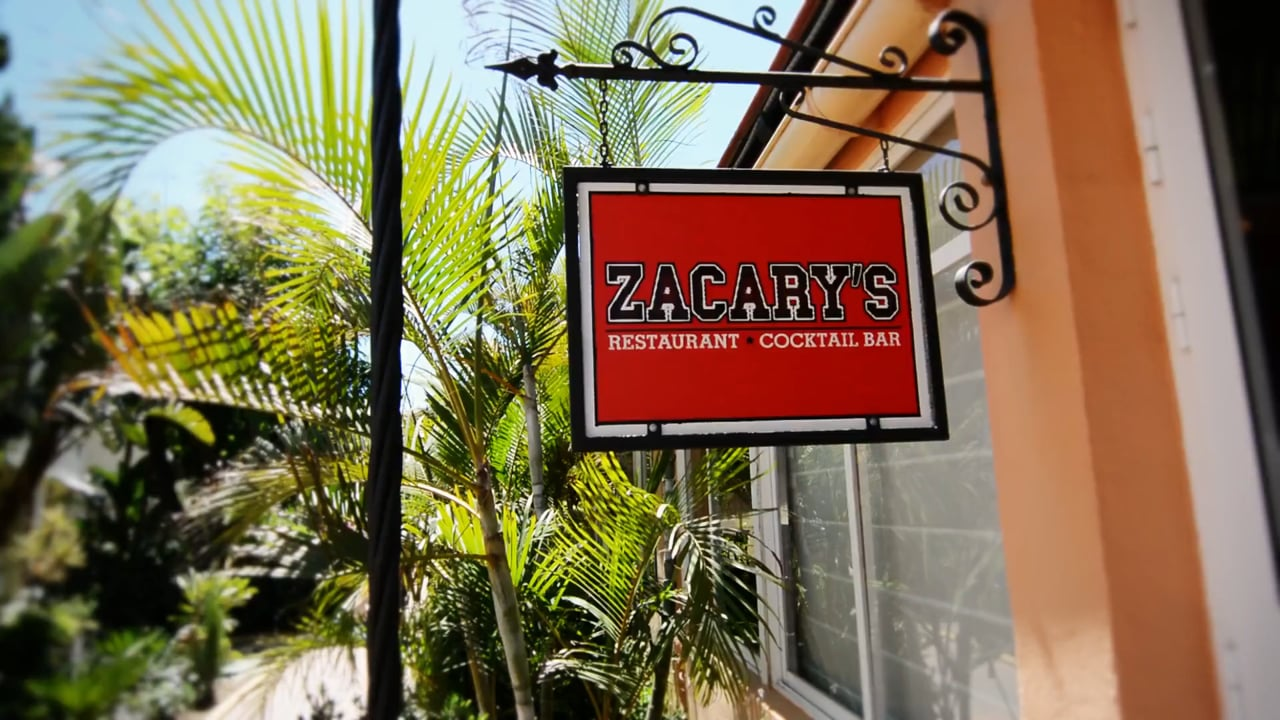Restaurante Zacary's para CLC World Resorts & Hotels