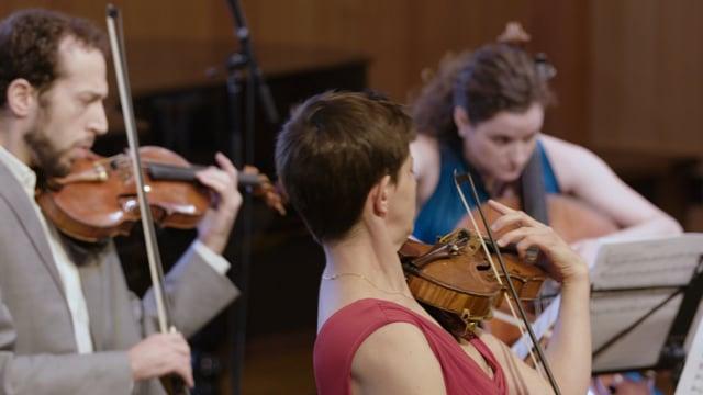 Musica Celestis, Ariel Quartet