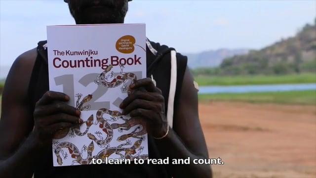 Kunwinjku Counting Book Crowdfunding Video