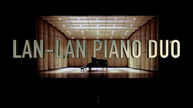 Lan-Lan Piano Duo (Taichung Arts Festival 2016)