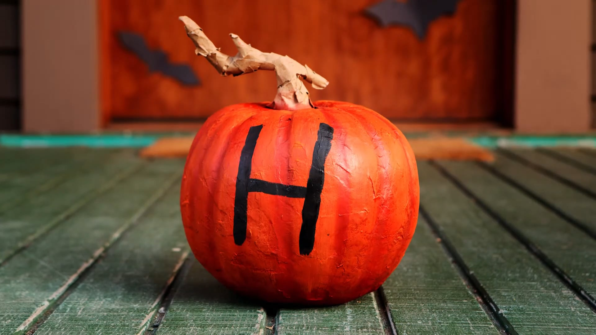 """""""H"""" Is For Halloween"""