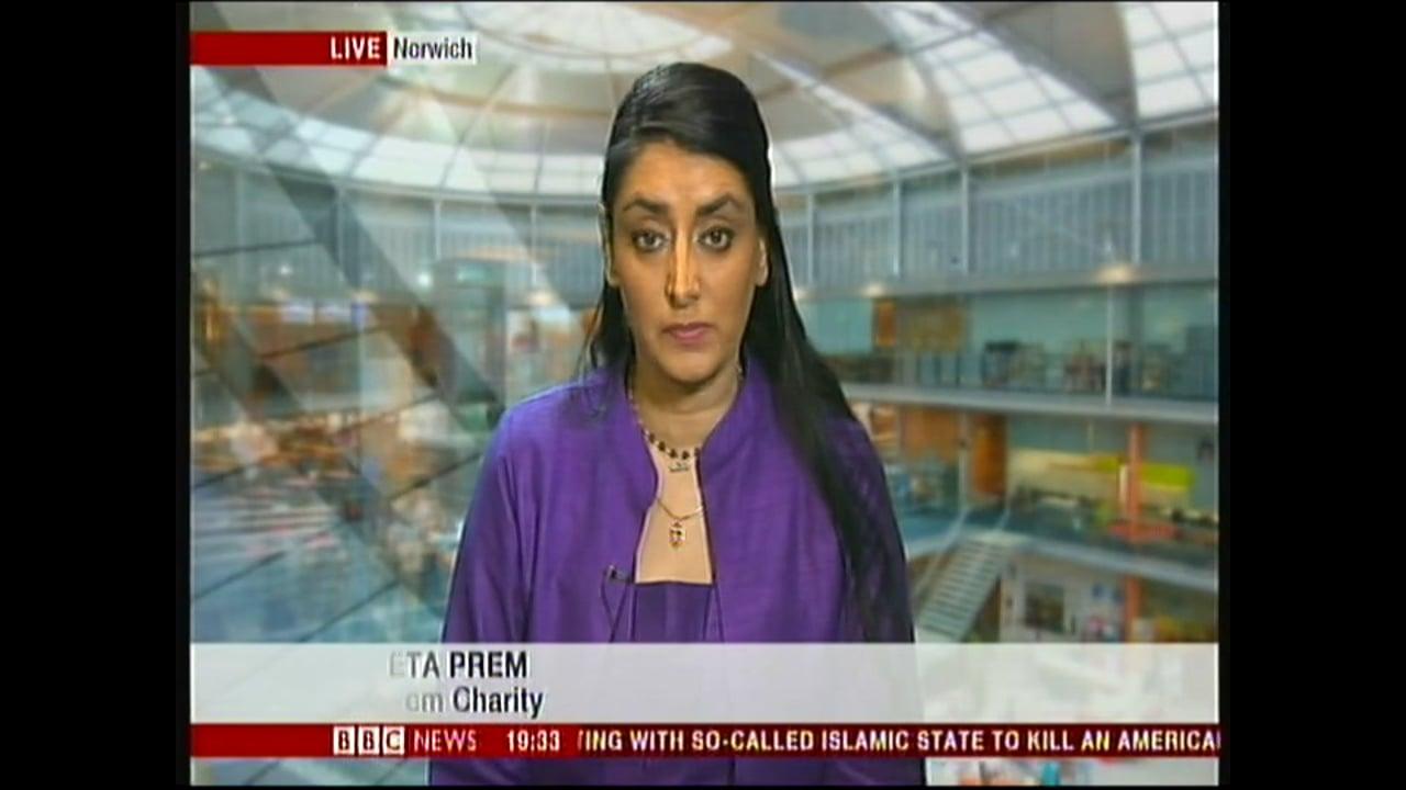 Aneeta Prem talking about Domestic Servitude case in Charlton
