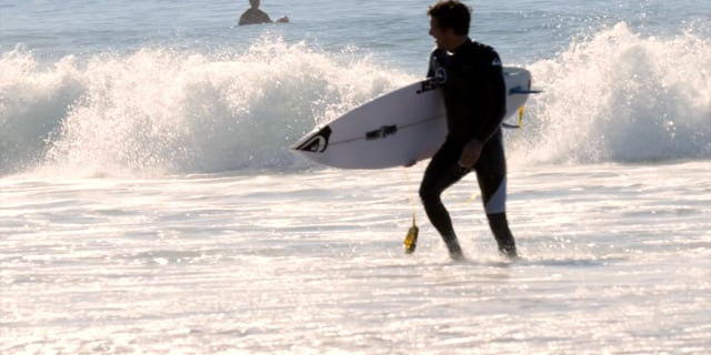 """Surf Video """"French Off Cuts"""" from Jeremy Flores"""
