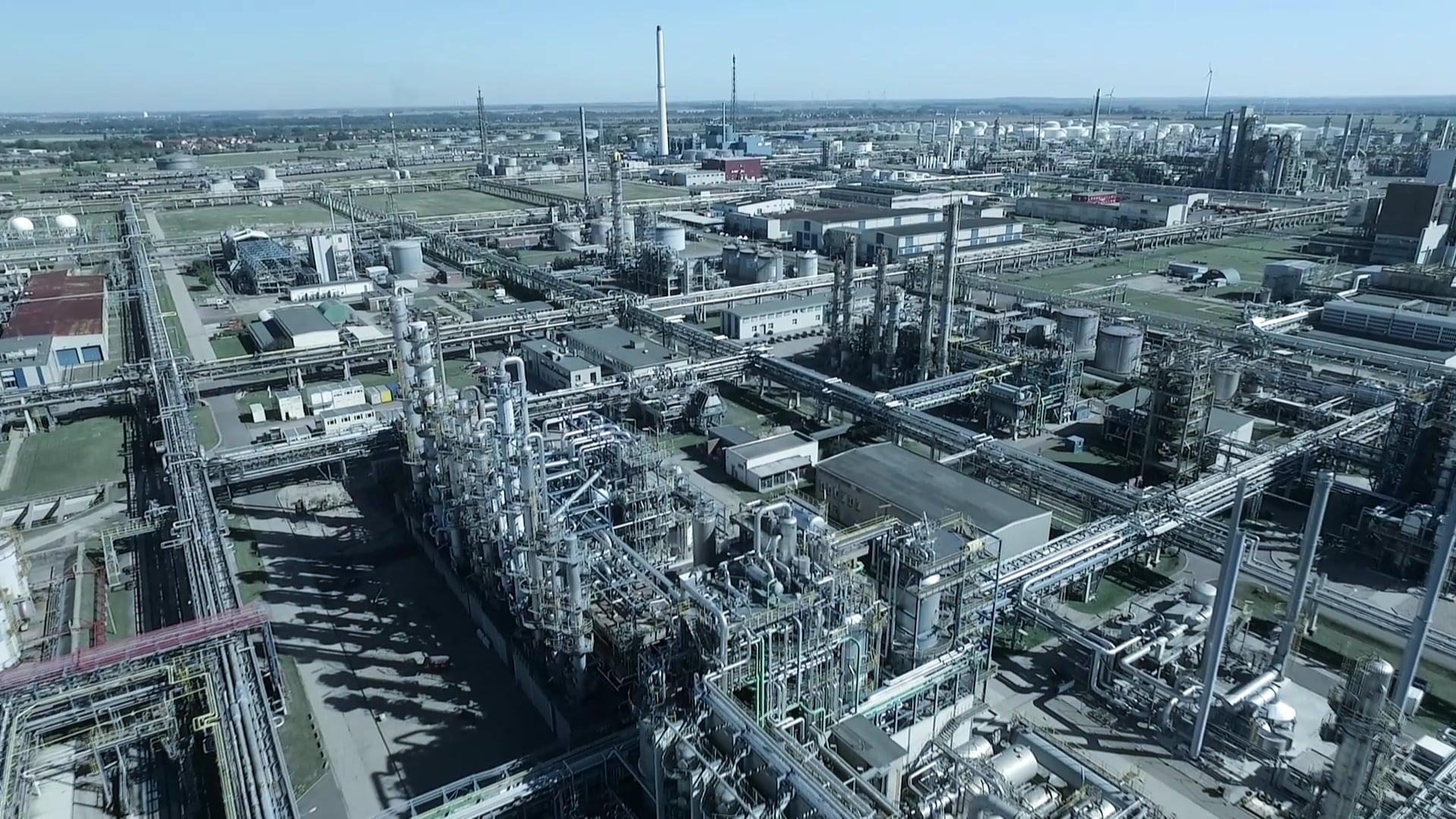 Video & Luftbildaufnahmen für: Domo Chemicals Corporate Movie 2016