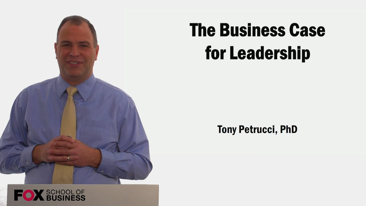 59228Business Case for Leadership