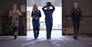 Gilde Vakcollege Techniek – Bovenbouw video