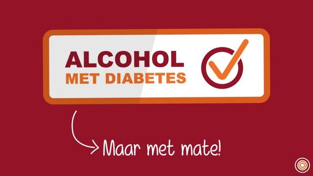 Diabetes en Alcohol - Diabetes Vereniging Nederland