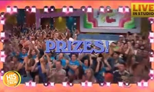 Local Pastor Competes on Price is Right