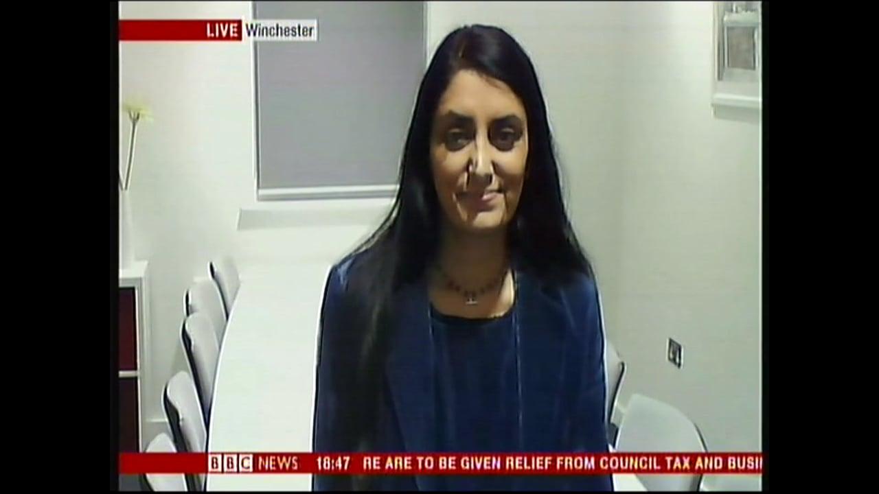 Aneeta Prem talking about Police Training