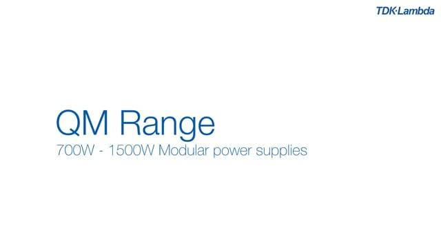 QM Range Technical Overview Video