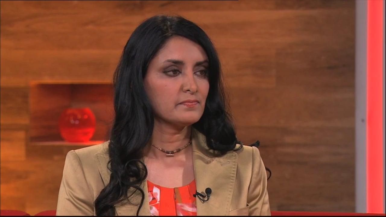Aneeta Prem talking on Daybreak