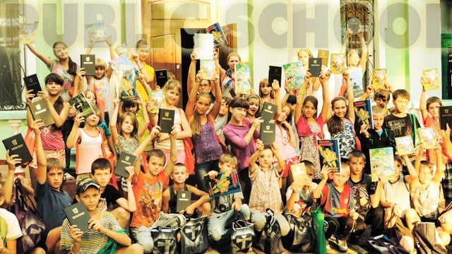 Bibles for Schools and Refugees