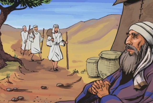 04 Parsha Vayeirah - Torah Treasures
