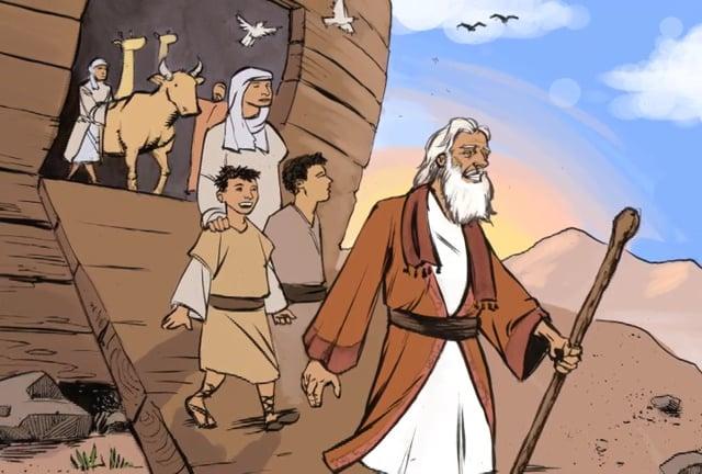 02 Parsha Noah - Torah Treasures