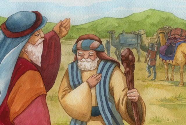 05 Parsha Chayei Sara - Torah Treasures