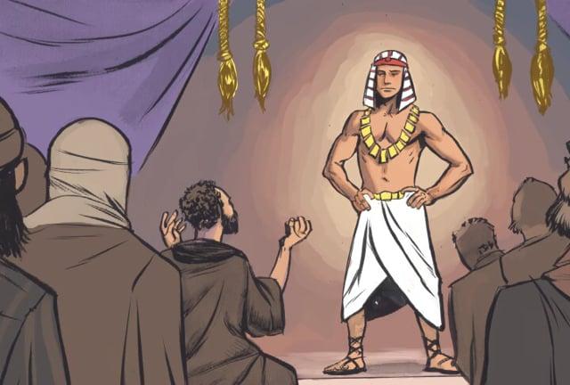 11 Parsha Vayigash - Torah Treasures