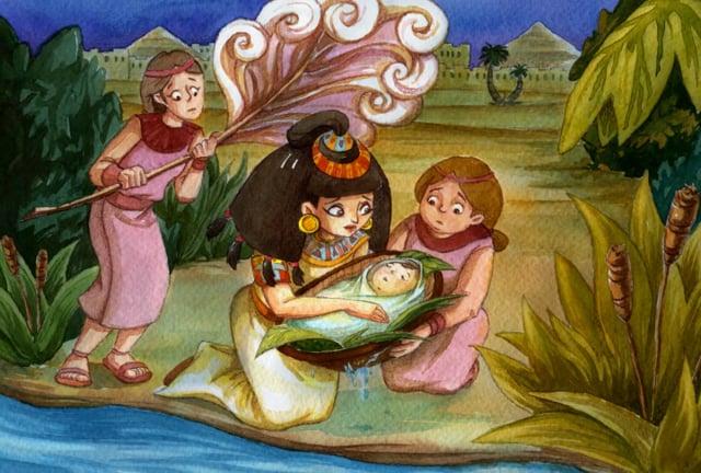 13 Parsha Shemot - Torah Treasures