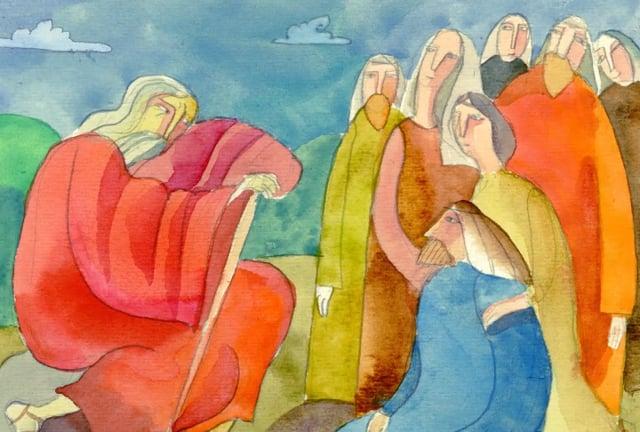 18 Parsha Mishpatim - Torah Treasures
