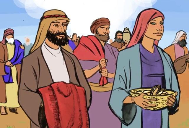 22 Parsha Vayakhel - Torah Treasures
