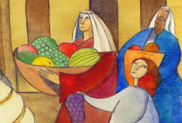 24 Parsha Vayikra - Torah Treasures