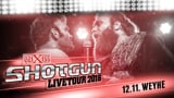 wXw Shotgun Livetour 2016: Weyhe