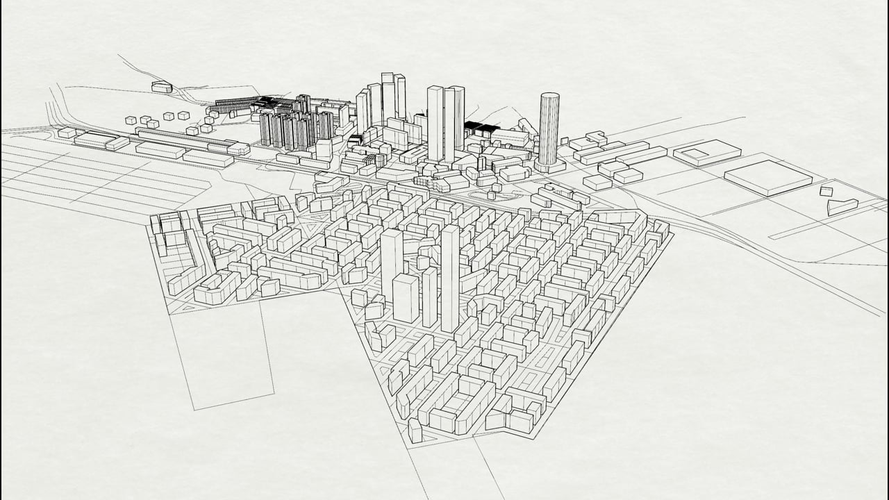 Synthesizing Urban Fabric