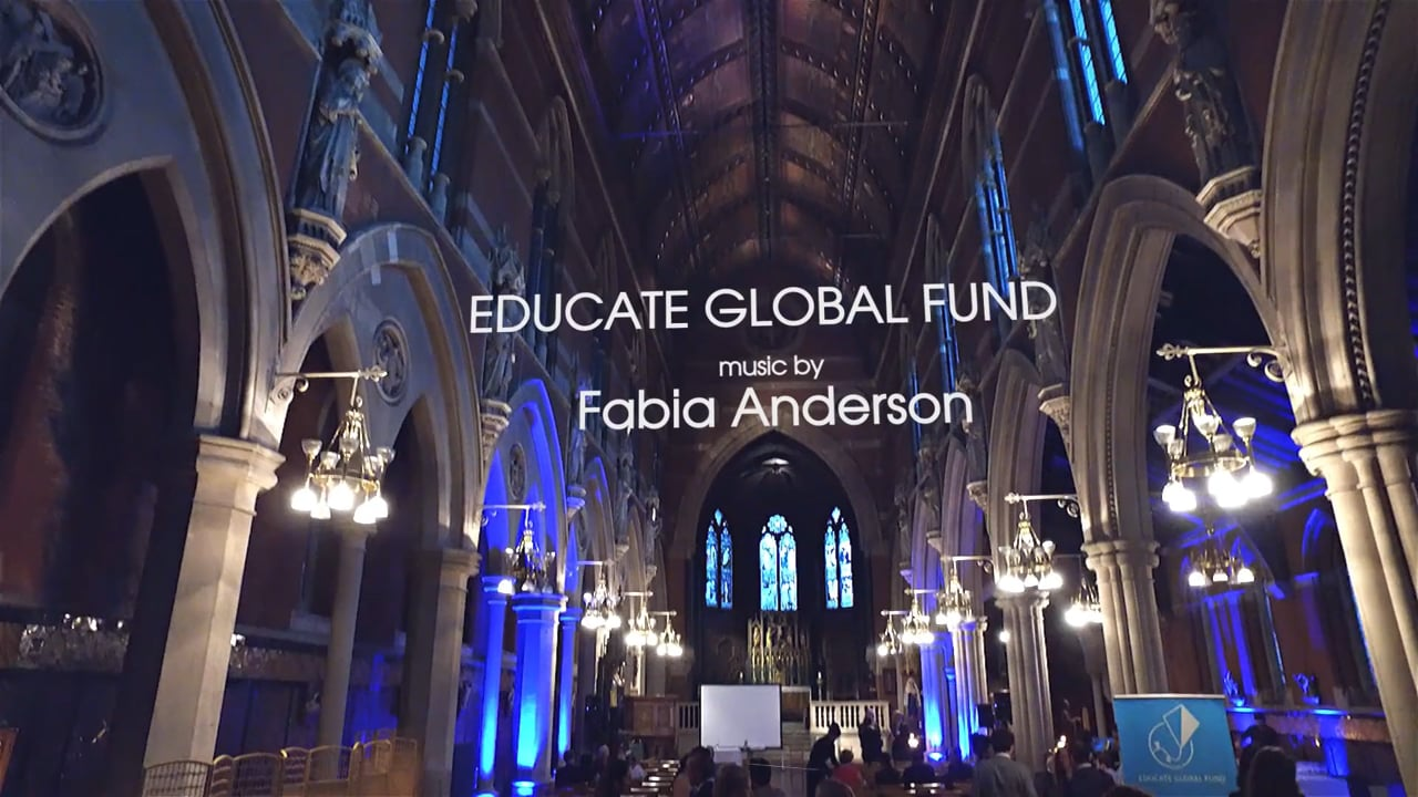 Educate Global Funding event