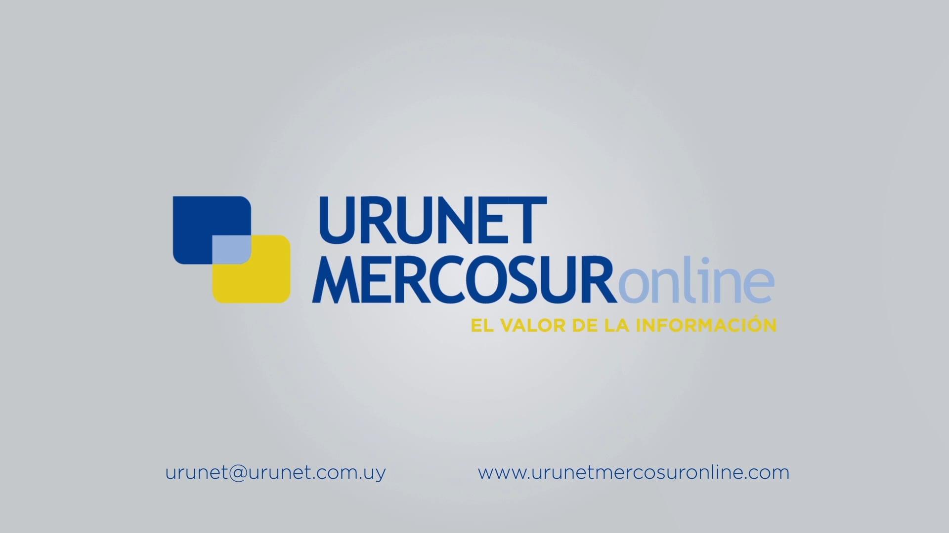 Urunet Mercosur   Video Institucional